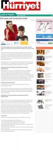 Hürriyet - 29 Ocak 2014
